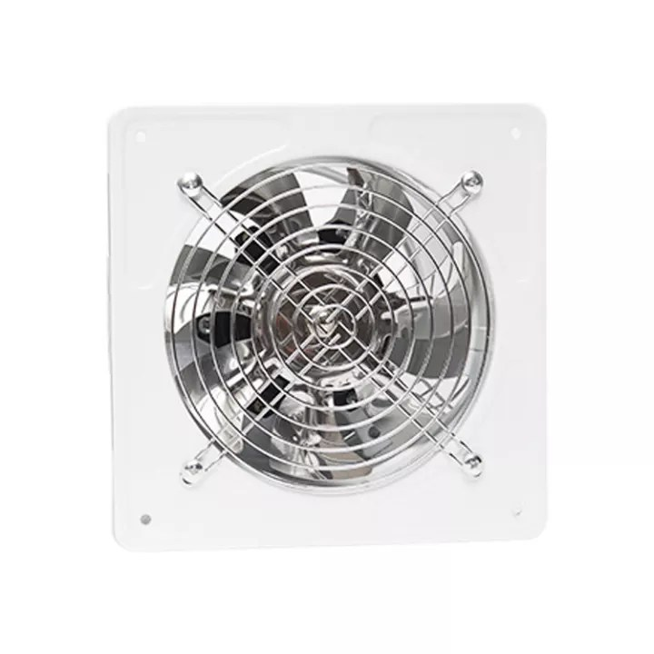 220v ventilator extractor wall mounted exhaust fan for room low noise home bathroom kitchen garage air vent ventilation exaust fan for kitchen ceiling