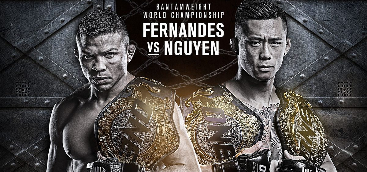 one championship iron will bangkok