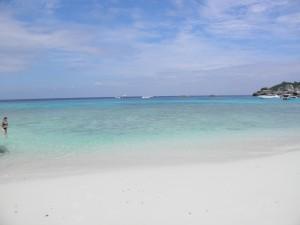 koh similan - similan islands - thailand