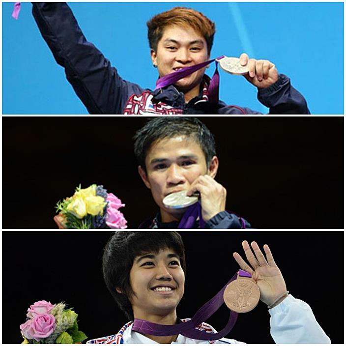 Thailand London 2012 Olympics