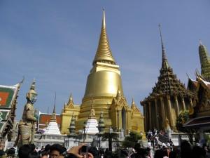 Wat Prah Kaew, Bangkok