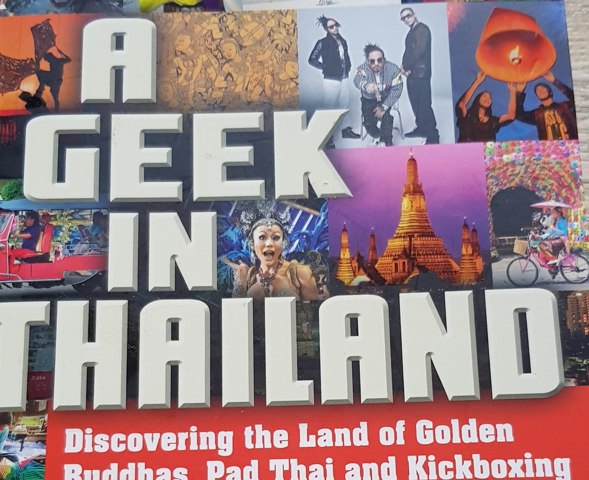a geek in thailand book review