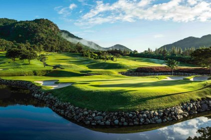 The Black Mountain Golf Club – Hua Hin