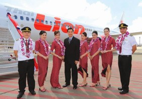 thai lionair review