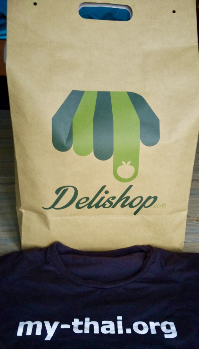 Delishop online supermarket review my thai delishop fandeluxe Choice Image