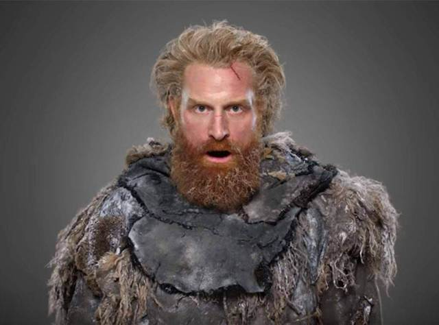 Tormund Giantsbane Game of thrones