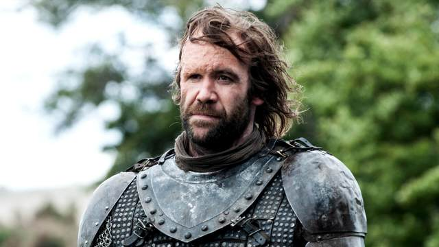 Sandor Clegane game of thrones