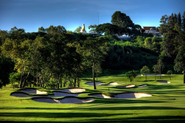 Siam Country Club, Old Course - Pattaya