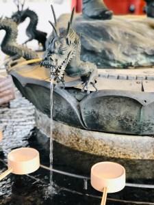 浅草寺の手水