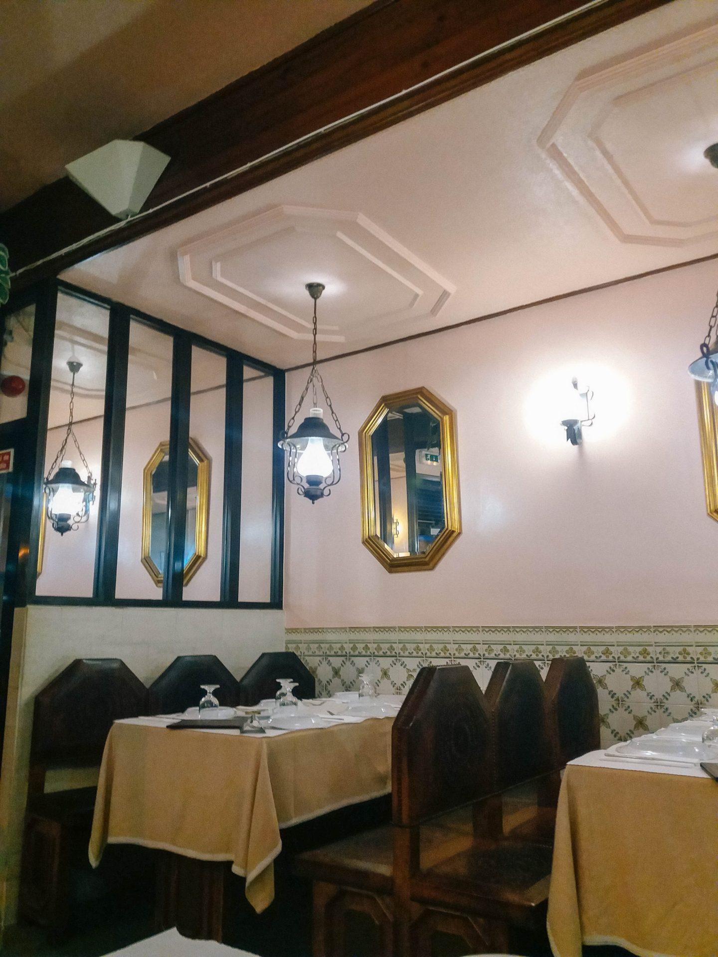 restaurante aveiro