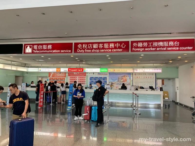 KKday 中華電信4GプリペイドSIMカード