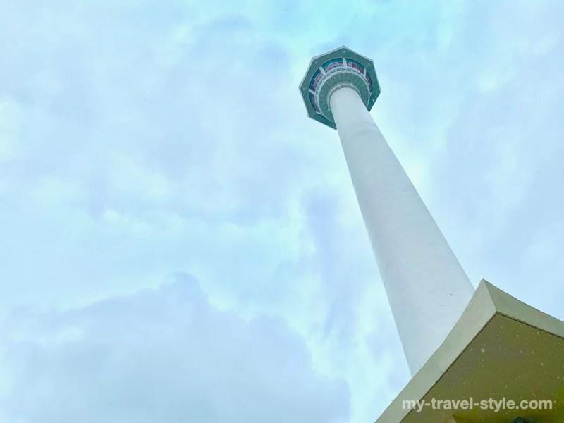 釜山タワー展望台の見どころ