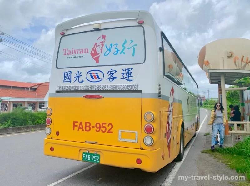 墾丁エクスプレス【左営駅、高雄空港出発】