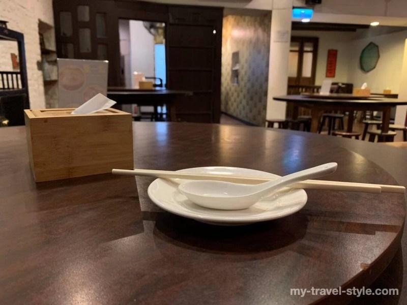 赤崁担仔麺