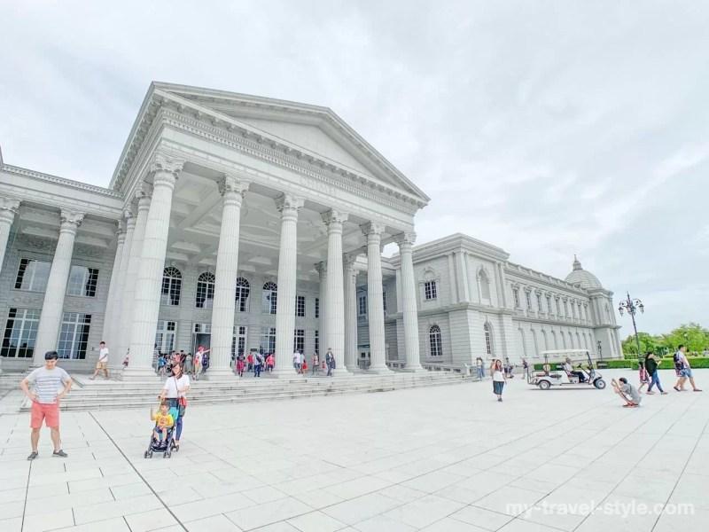 奇美博物館(Chimei Museum)