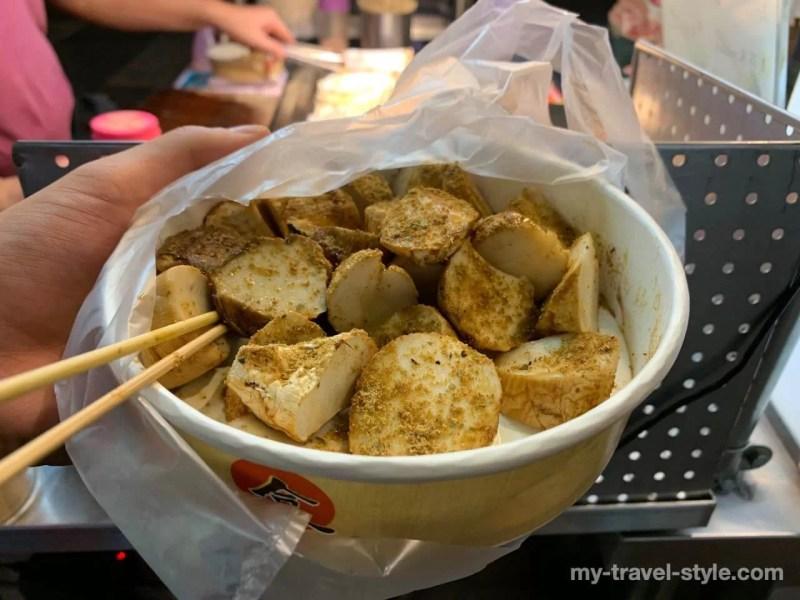 「杏鮑菇」のエリンギ丸焼き