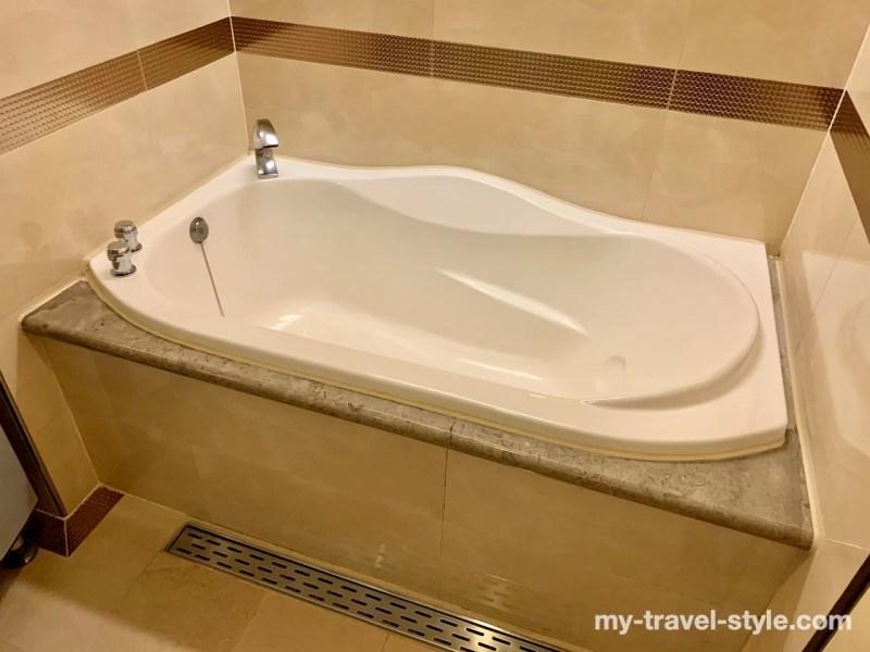 台北シュアンメイブティックホテルのバスルーム