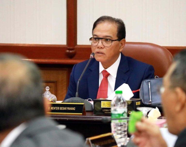 Tasik Chini, Menjunjung Titah Tengku Mahkota Pahang