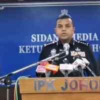 Datuk Seri Di Tahan Polis Johor Kes Ugut