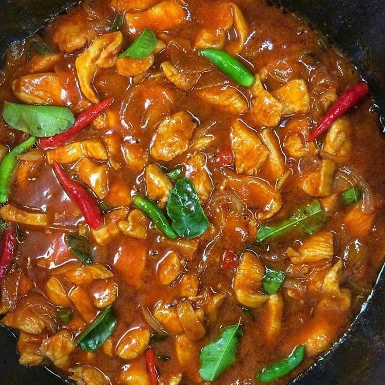 Resepi Paprik Ayam Original Thailand