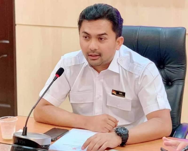 Zaidy Kadir, Ketua Pemuda UMNO Negeri Sembilan