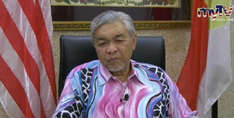 Zahid Hamidi - Muka baru Umno