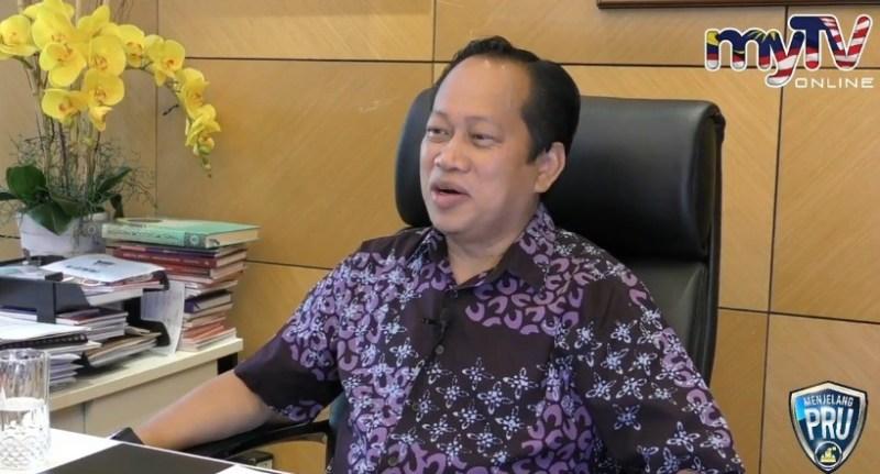 Datuk Seri Ahmad Maslan