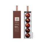 【サロンデュショコラ2018】フィリップ・ベルのキャラメルセミリキッドショコラ