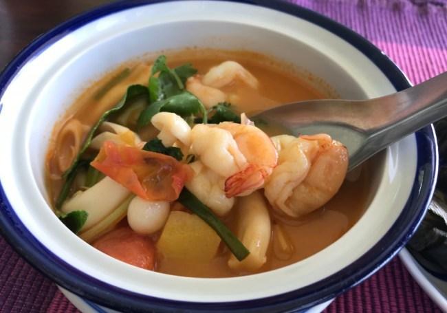 普吉岛 泰国菜diy