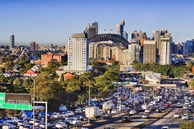 悉尼跨年 交通