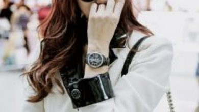 Photo of Park Shin Hye Airport Chanel Ready-to-wear fashion show attended