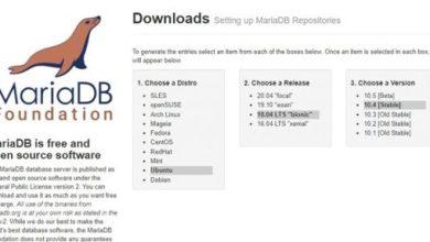 Photo of 우분투 18.04 MariaDB10.4 업그레이드