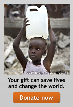 Your gift can save lives and change the world -- Donate now