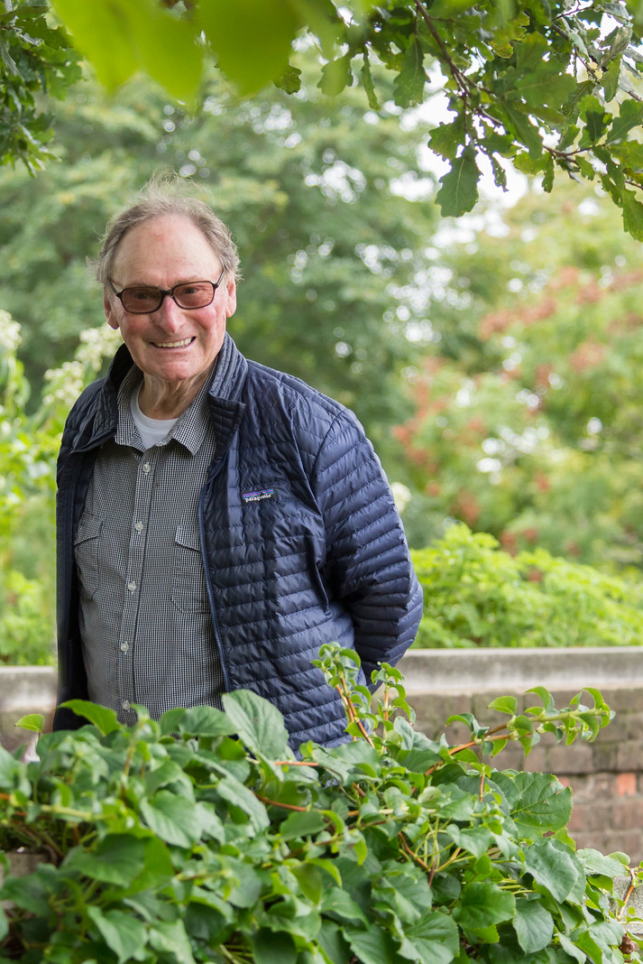 john brookes the landscape architect who designed the suite of gardens known as the english walled garden - Garden Design John Brookes