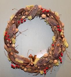 Kathie wreath