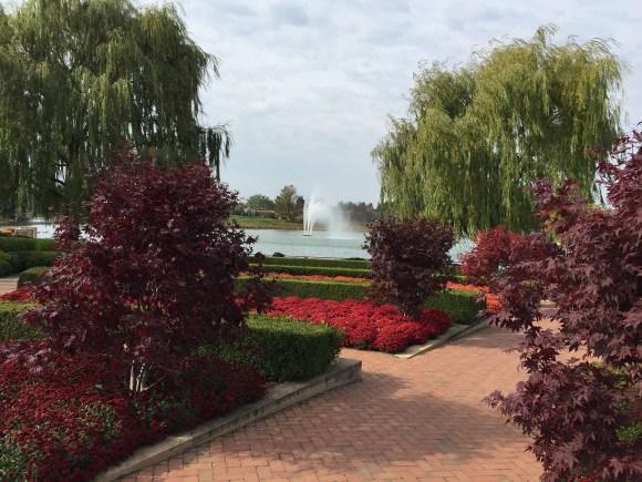 PHOTO: Crescent Garden.