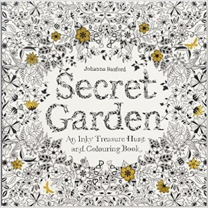 Secret Garden, An Inky Treasure Hunt