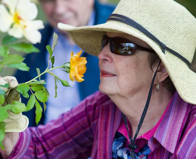 The Benefits of Outdoor Spaces for the Elderly