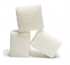 PHOTO: Sugar cubes.
