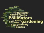 """Word Cloud"" graphic of the top themes of World Environment Day."
