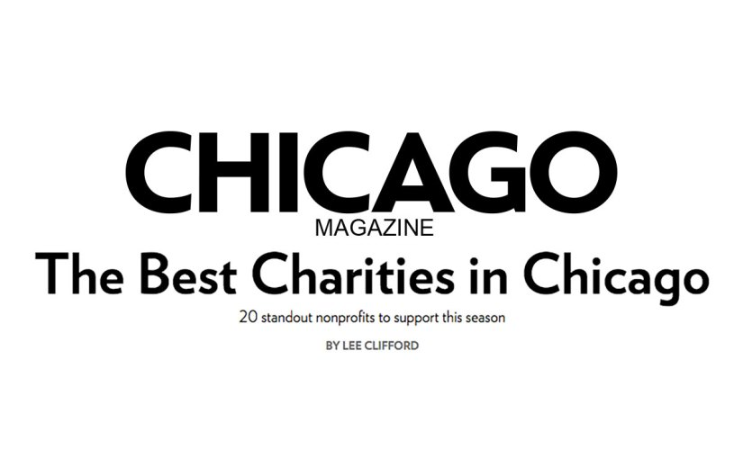 Chicago Botanic Garden Named One of Best Charities in Chicago – #GivingTuesday