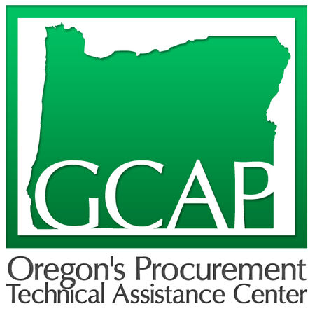 The Government Contract Assistance Program/Oregon's PTAC