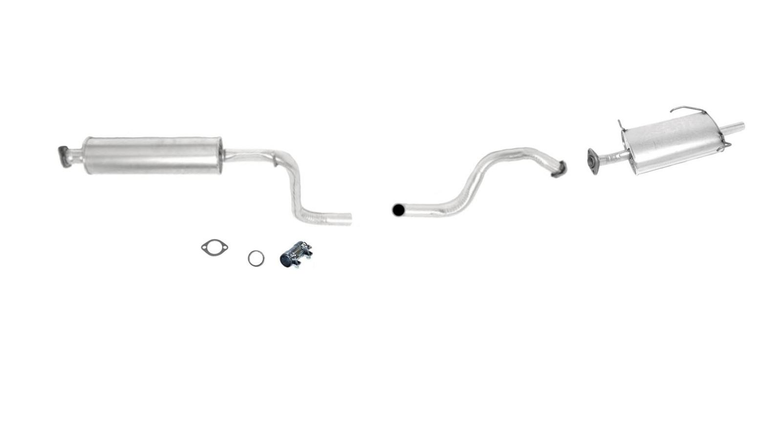 Muffler Exhaust Pipe System Fits 97 03 99 Maxima 97 99