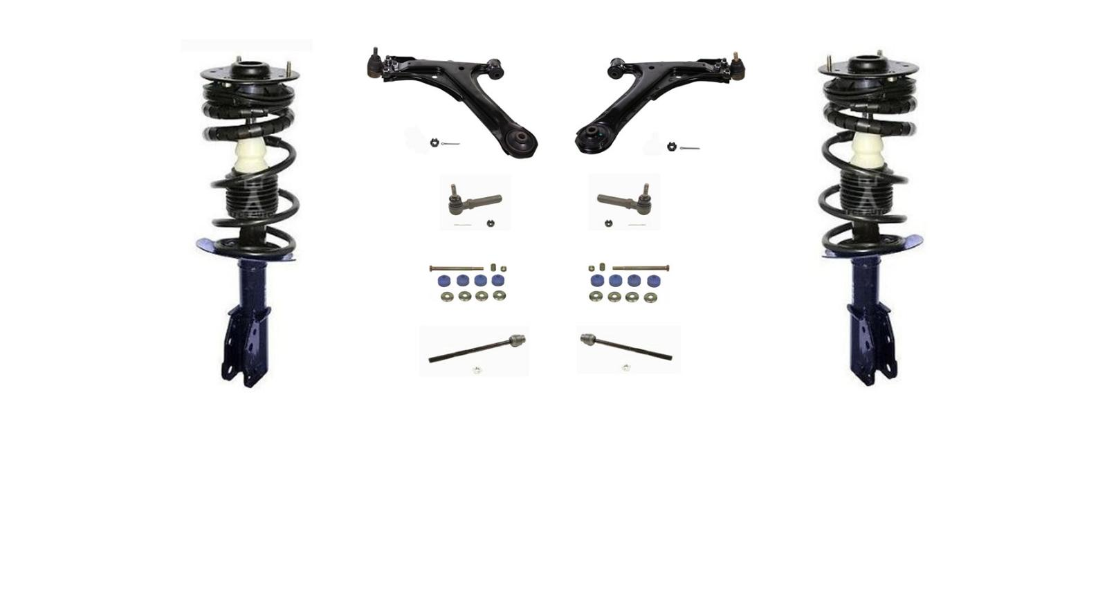 00 05 Cavalier Sunfire Front Quick Spring Strut And Mount