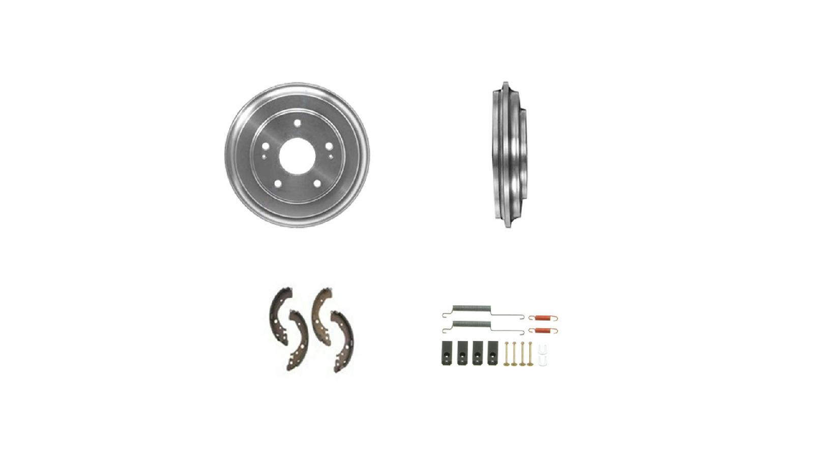 06 13 Civic Rear Brake Drum Drums Amp Shoes B913