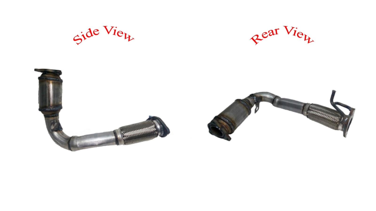 Gmc Terrain Flex Pipe Repair Kit
