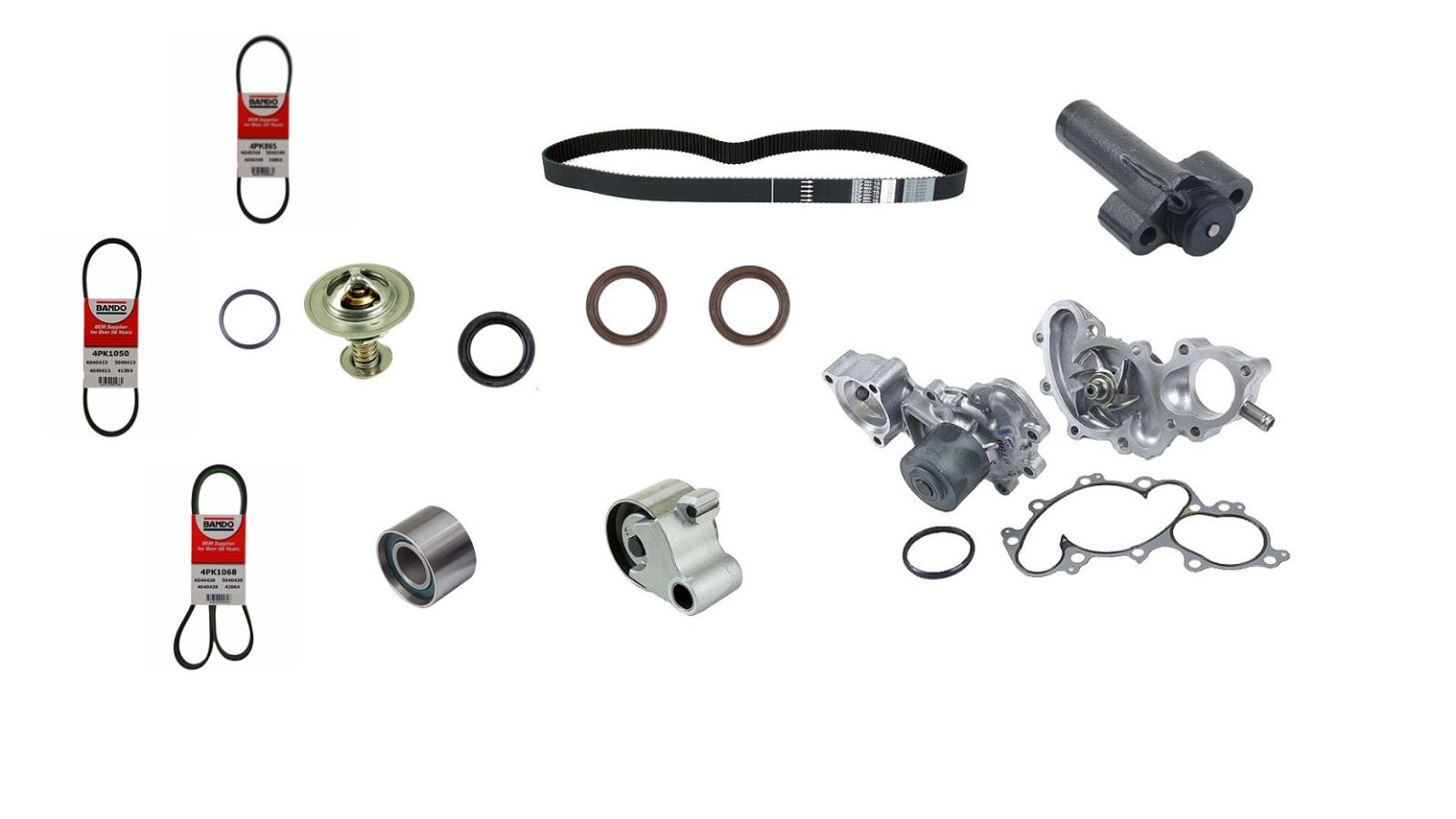 Fits Toyota Timing Belt Water Pump Kit 4 Runner Tacoma
