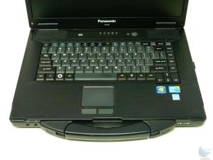 Panasonic ToughBook CF52PGNBX1M Laptop NO POWER FOR PARTS