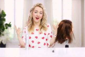 Nicole shares best tips for thinning hair