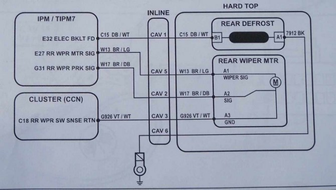 🏆 diagram in pictures database jeep jk radio wiring just